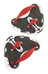 speedo Biofuse Finger Paddle red/grey